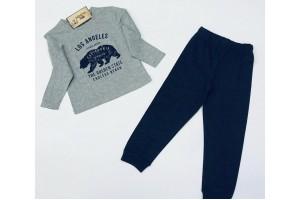 Loş Angales Pijama Takımı