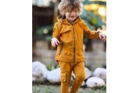 Erkek Bebek Mevsimlik Ceket